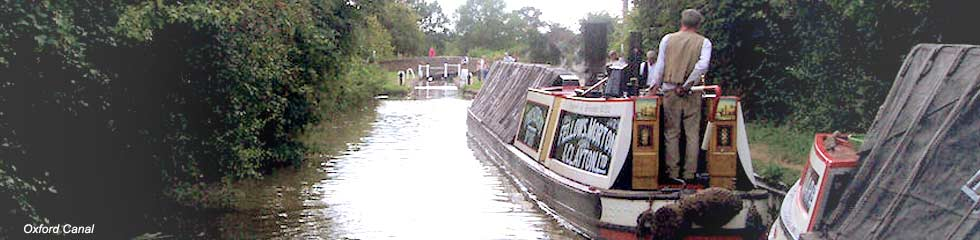 Local scenes: Oxford Canal