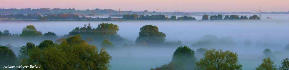 Mist over Barton